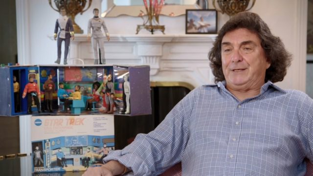 "Marty Abrams President of Mego (seen here on the Netflix series ""The Toys That Made us"") is the Special Guest at MegoMeet"